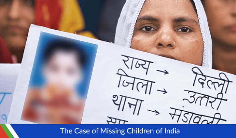 The Case of Missing Children of India