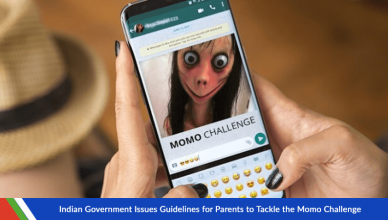 Indian Government Issues Guidelines for Parents to Tackle the Momo Challenge