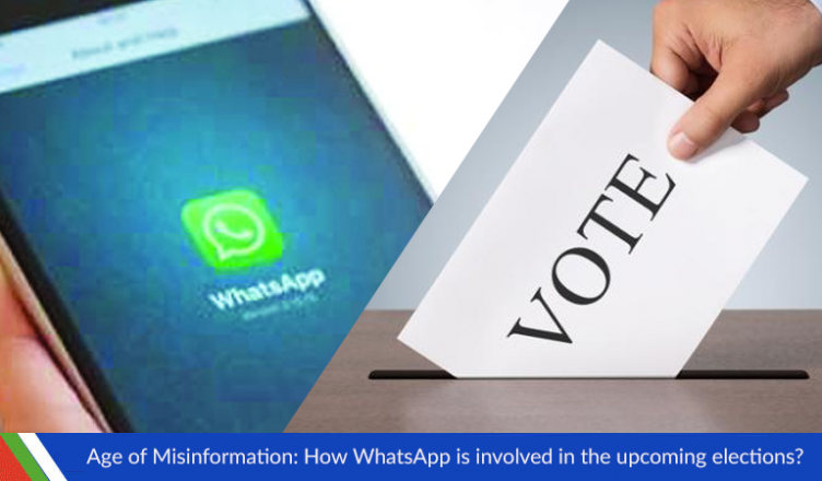 Age of Misinformation: How WhatsApp is involved in the