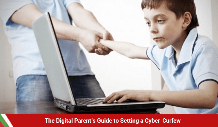 The Digital Parent's Guide to Setting a Cyber-Curfew