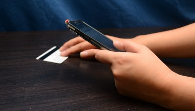 Safe Credit Card sharing