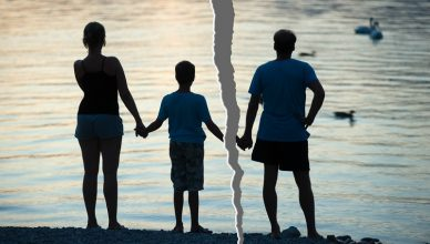 PARENTS-DIVORCE