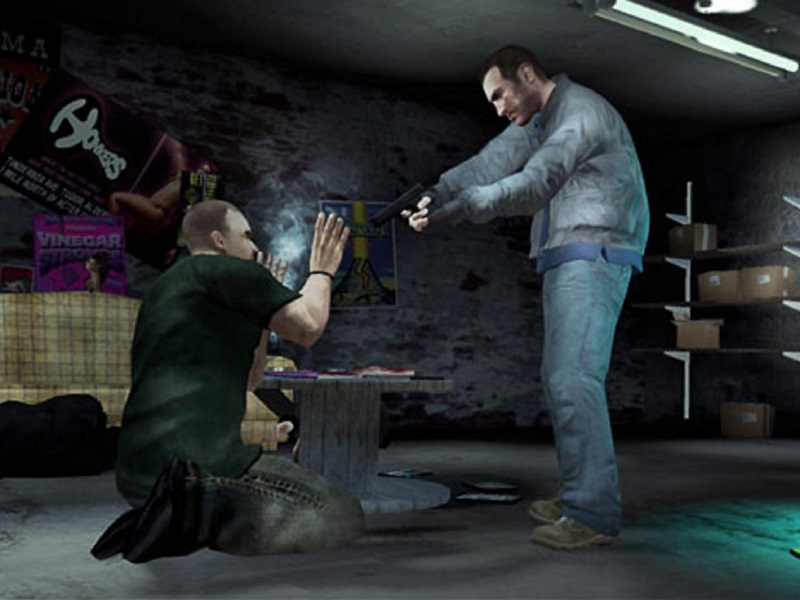 Can Violent Video Game iPhone Apps Have a Bad Effect on