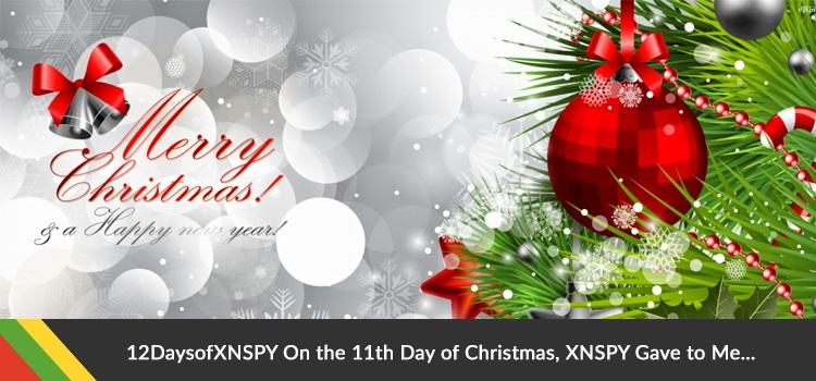 xnspy christmas - 11th Day Of Christmas