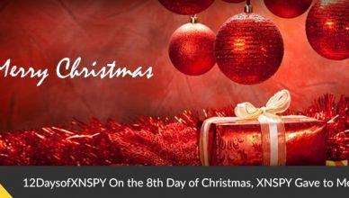 Xnspy Christmans 8th day