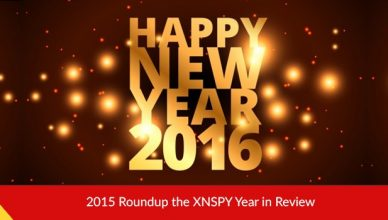 XNSPY Year in Review