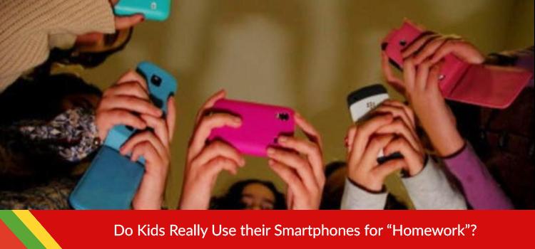 Smartphones for Homework