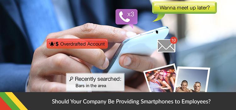 Smartphones to Employees