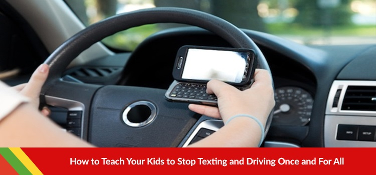 Stop Texting and Driving