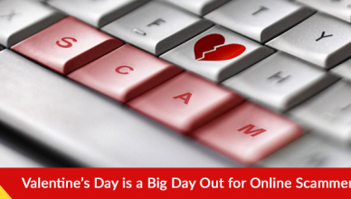 Big Day Out for Online Scammers