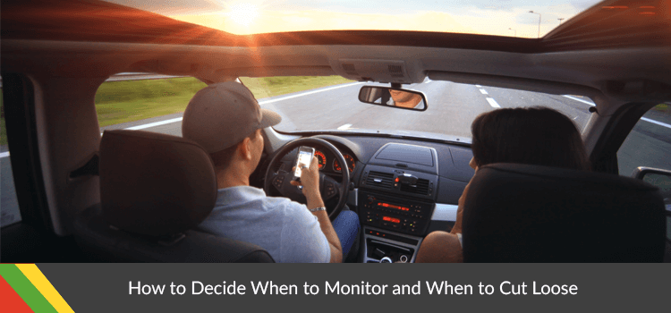 Decide When to Monitor