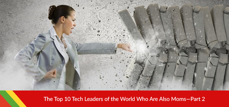 Tech Leaders of the World 2