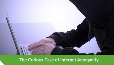 Internet Anonymity