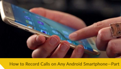 Android Smartphone Spy App