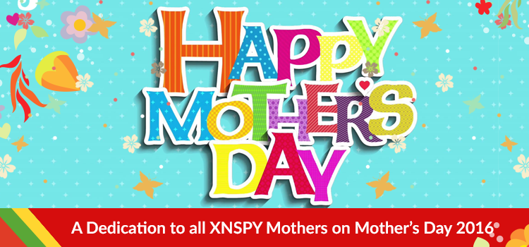 XNSPY Mother's Day 2016