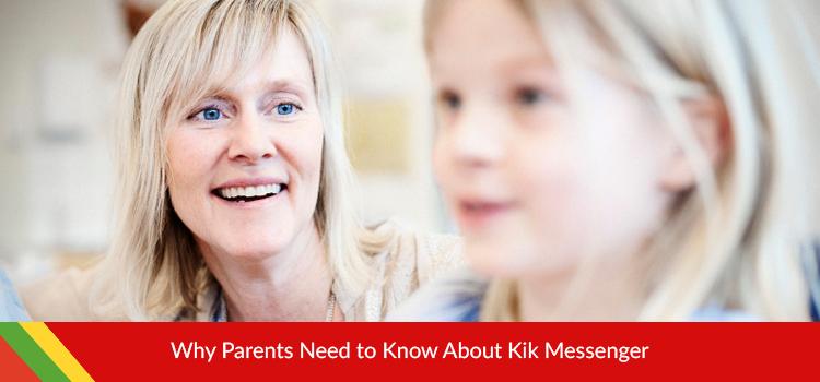 Kik Messenger Monitoring