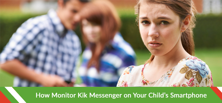 Kik messenger monitoring