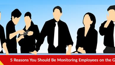 Employees Monitoring App