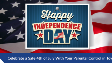 Independence Day With Parental Control App