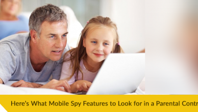 Parental Control Spy App