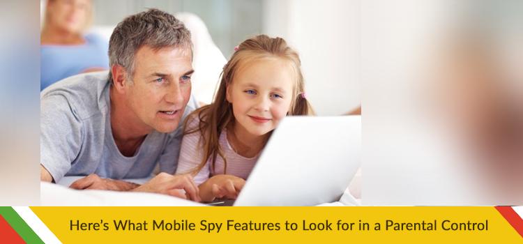 Parental Control Spy App