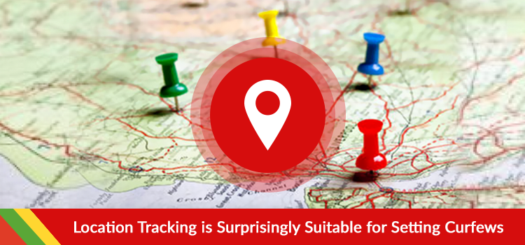 Location Tracking is Surprisingly Suitable for Setting Curfews