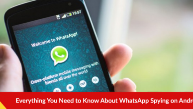 WhatsApp Spying on Android