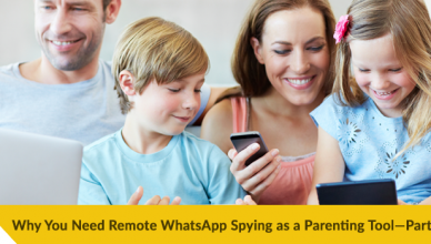 Whatsapp Spying as a Parenting Tool