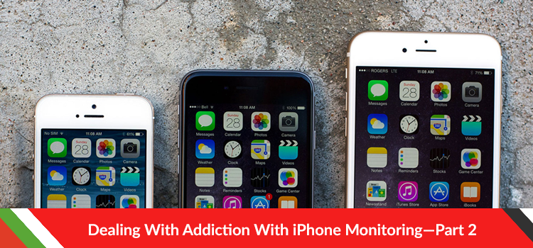 iPhone Monitoring