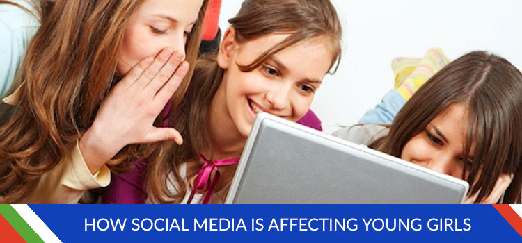 Social Media Affecting Young Girls