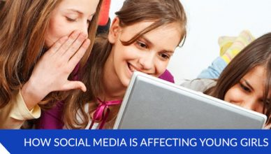 How Social Media Is Affecting Young Girls