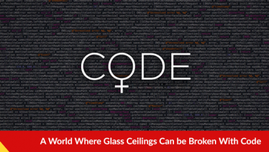 A World Where Glass Ceilings Can Be Broken With Code