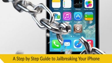 step by step guide to jailbreak yout iphone