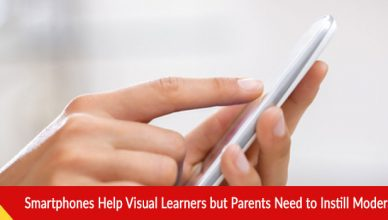 Smartphones Help Visual Learners