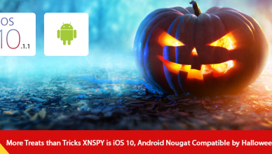 XNSPY for Halloween 2016