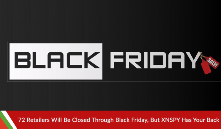 Xnspy BlackFriday 2016