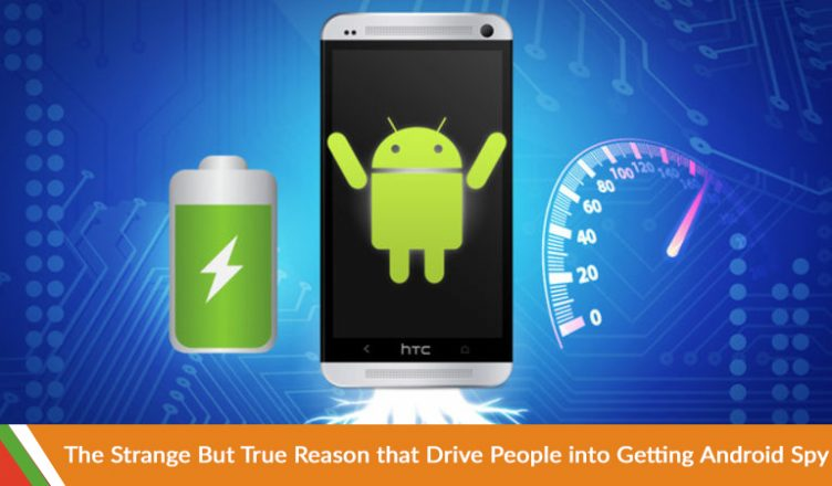 Drive People into Getting Android Spy