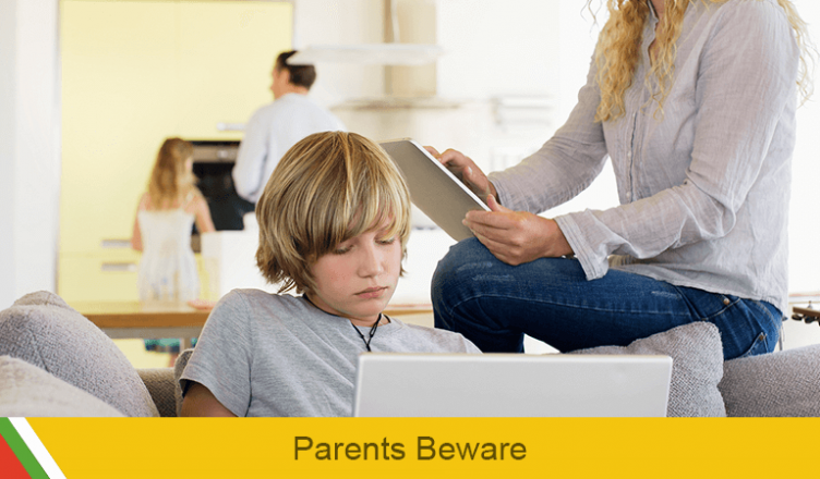 Parents Beware