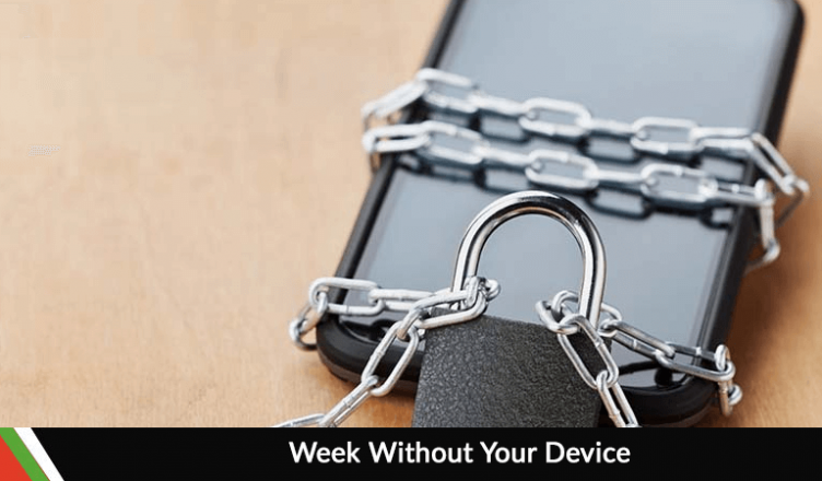 Week without Your Device