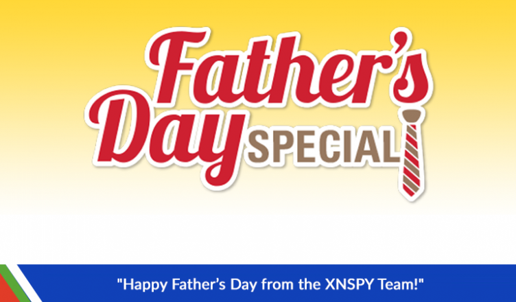 Happy Father's Day from the XNSPY Team!