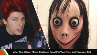 After Blue Whale, Momo Challenge Could Put Your Teens and Tweens at Risk!