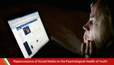 Repercussions of Social Media on the Psychological Health of Youth
