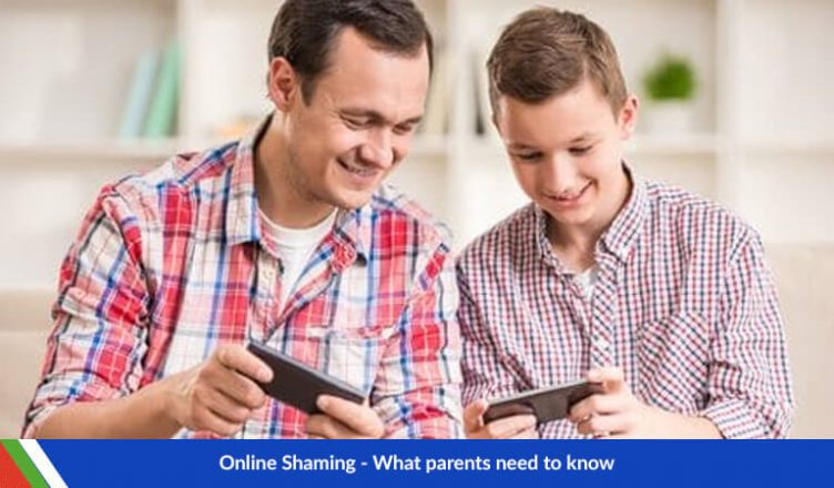Online Shaming – What parents need to know