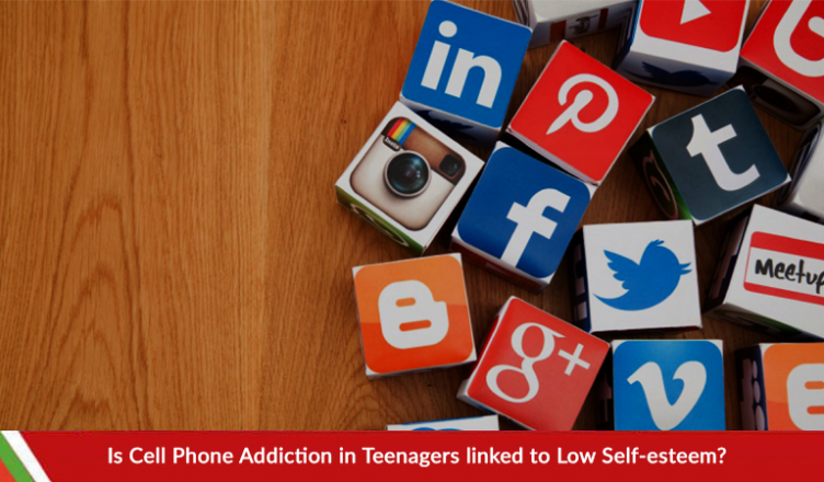 Is Cell Phone Addiction in Teenagers linked to Low Self-esteem?