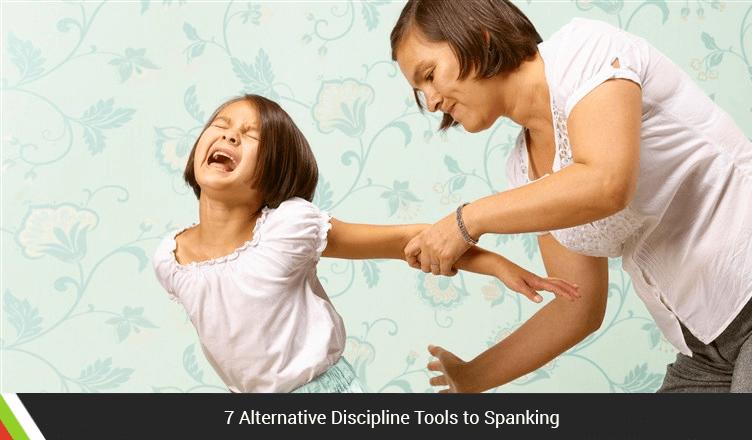 7 Alternative Discipline Tools to Spanking