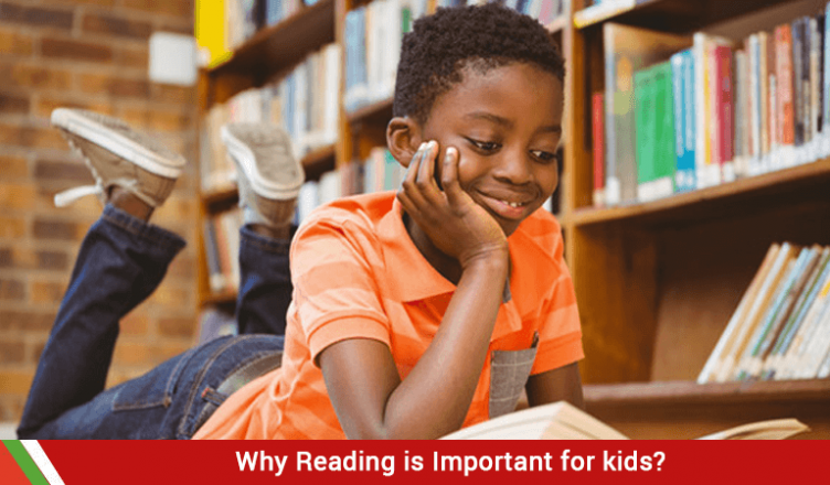 Why Reading is Important for kids?