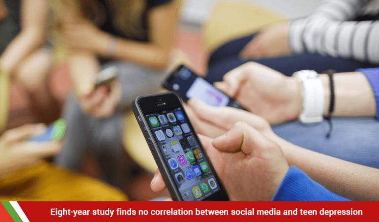 Social media impacting mental health: Screens aren't the problem, study