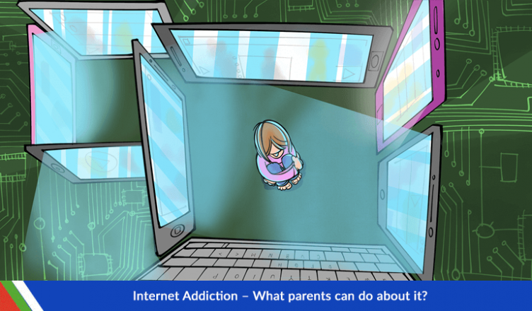 Internet Addiction – What parents can do about it?