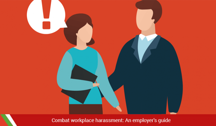 Combatting workplace harassment: An employer's guide