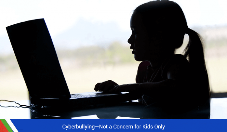 Cyberbullying - Not only for Kids